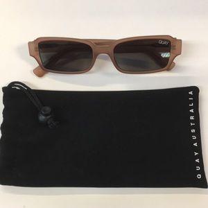 Quay Sunglasses Strange Love